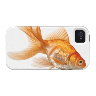Fancy Goldfish Case-Mate iPhone 4 Cover