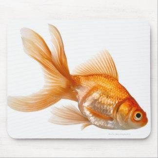 Fancy Goldfish Mouse Pad