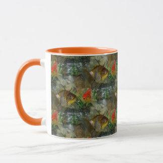 Fancy Goldfish Shimmer Mug