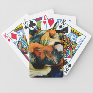 Fancy Gourds Bicycle Playing Cards