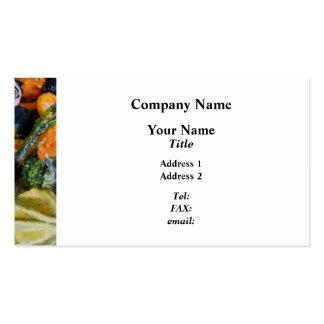 Fancy Gourds Business Card