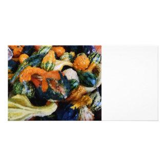 Fancy Gourds Card
