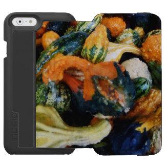 Fancy Gourds iPhone 6/6s Wallet Case