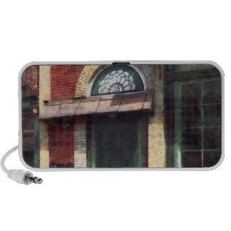 Fancy Green Door Burlington NJ Laptop Speakers