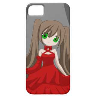 Fancy iPhone Case (female version) iPhone 5 Cases
