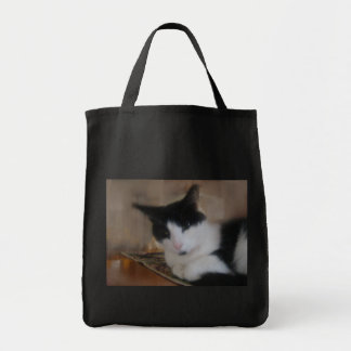 Fancy Kitty Tote Bag