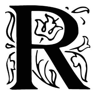 Fancy R Gifts On Zazzle