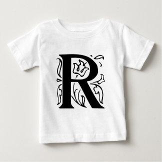 Fancy Letter R Tshirts