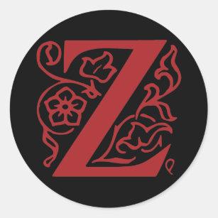 Fancy Letter Z Gifts on Zazzle