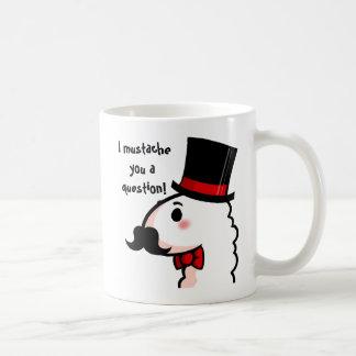 Fancy Llama Coffee Mug