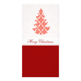 Fancy Luxury Christmas Card