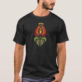 Fancy Mantle Embroidery - Hungarian Folk Art T-Shirt