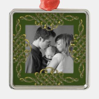Fancy Metal Ornament