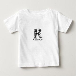 Fancy Monogram: Kennedy T-shirt