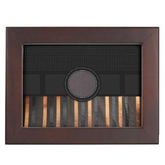 Fancy Monogram Memory Box