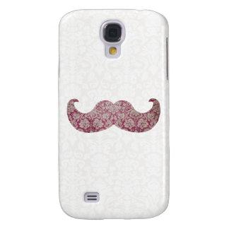 Fancy mustache samsung galaxy s4 cover