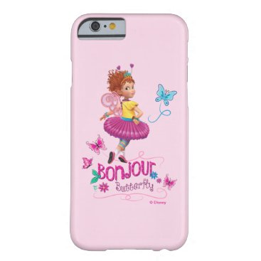 Fancy Nancy   Bonjour Butterfly Barely There iPhone 6 Case