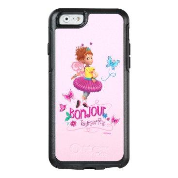 Fancy Nancy   Bonjour Butterfly OtterBox iPhone 6/6s Case