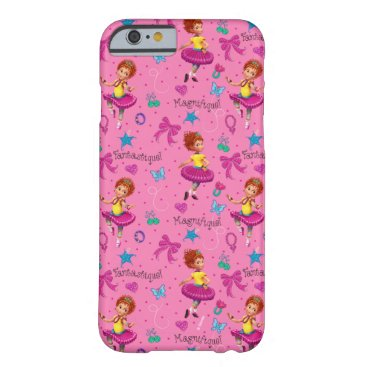 Fancy Nancy   Magnifique Pink Pattern Barely There iPhone 6 Case