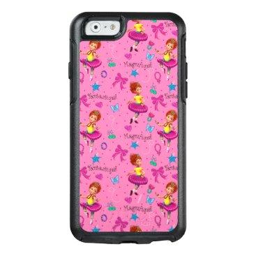 Fancy Nancy   Magnifique Pink Pattern OtterBox iPhone 6/6s Case