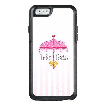 Fancy Nancy   Tres Chic OtterBox iPhone 6/6s Case
