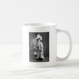 Fancy Outfit, early 1900s Mugs