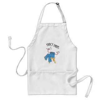 Fancy Pants Adult Apron