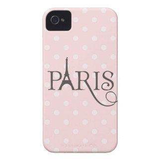 Fancy Paris iPhone 4 Case-Mate Case