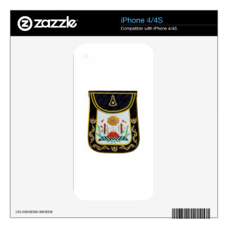 Fancy Past Masters Apron Skins For The iPhone 4S