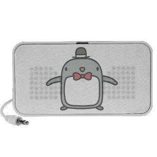 Fancy Penguin Travelling Speakers