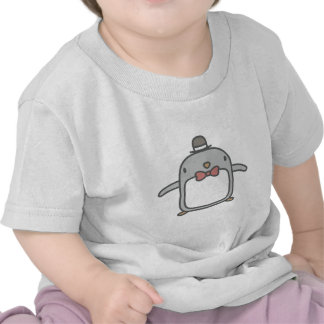Fancy Penguin T Shirt