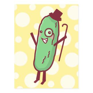 Fancy Pickle Postcard