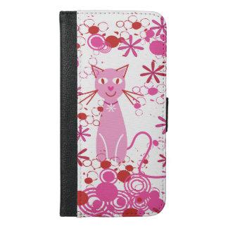 Fancy Pink Cat