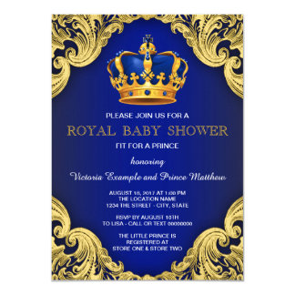 fancy baby shower invitations  announcements  zazzle, Baby shower invitations