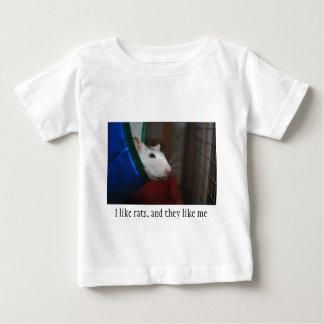 Fancy rat baby T-Shirt