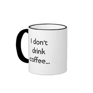 Fancy Ringer Mug