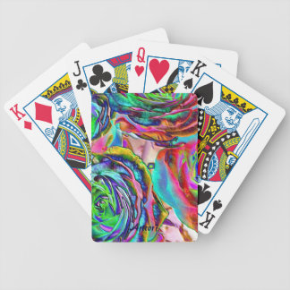 Fancy Roses Playing Cards
