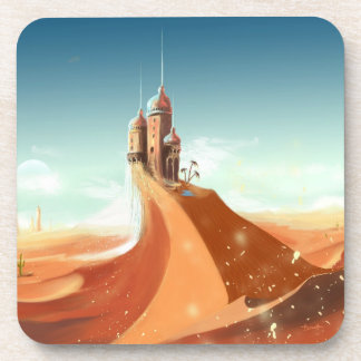 fancy sand land Coaster