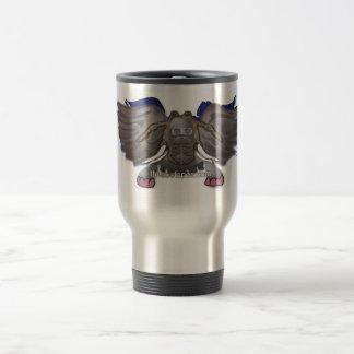 Fancy Schmancy Stainless Zoo Mug
