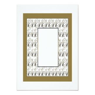 Fancy Scroll Card