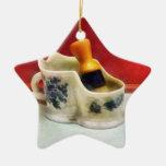 Fancy Shaving Mug Christmas Ornament