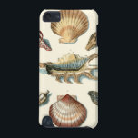 "Fancy Shell Beach iPod Touch (5th Generation) Cover<br><div class=""desc"">George Wolfgang Knorr is known for the delicate detail and precision of his illustrations of shells and starfish. His drawings were influenced by his own interest in science,  a popular subject matter of his era.</div>"