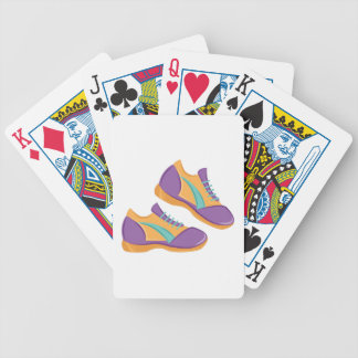 Fancy Shoes Bicycle Playing Cards