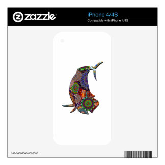 FANCY SHOW iPhone 4S SKINS