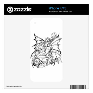Fancy Skin For iPhone 4S