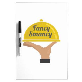 Fancy Smancy Dry-Erase Whiteboard