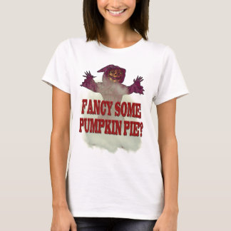 Fancy Some Pumpkin Pie T-Shirt