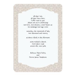 Second wedding invitations guitarreviews second marriage invitations announcements zazzle invitations filmwisefo