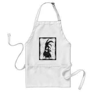 Fancy Tail Adult Apron