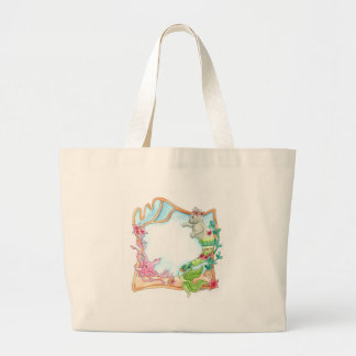 Fancy Tail Mercat with Squid Bag